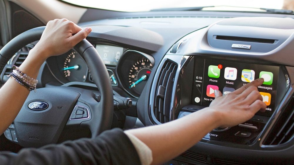 ฟอร์ด ร่วมกับ Waze Application นำเสนอแผนที่นำทางและบอกสภาพการจราจร