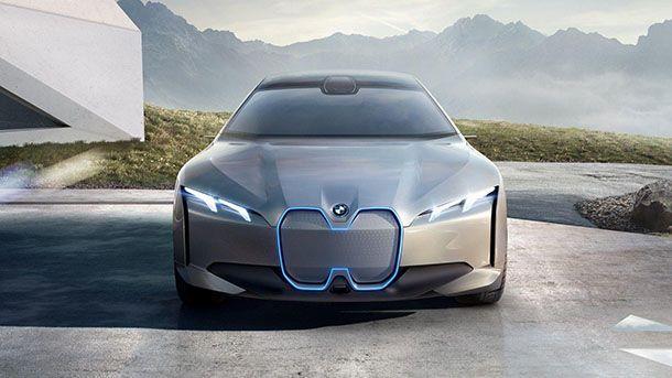 "[Frankfurt 2017] BMW i Vision Dynamics ว่าที่รถตระกูล ""i"" รุ่นที่สาม"