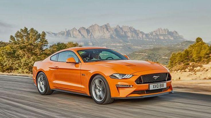 [Frankfurt 2017] Ford Mustang รุ่นปรับโฉม 2018 ลุยแผ่นดินยุโรป