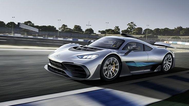 [Frankfurt 2017] ตัวโหดมาแล้ว! Mercedes-AMG Project One ราชาแห่งท้องถนน