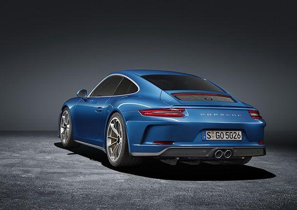 [Frankfurt 2017] เปิดตัว Porsche 911 GT3 Touring Package มีเฉพาะเกียร์ธรรมดา