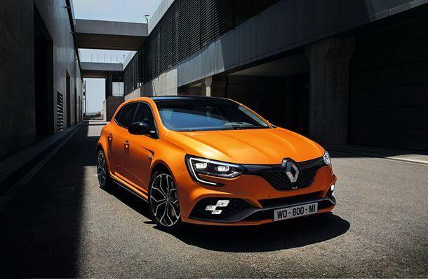 [Frankfurt 2017] ตัวแรง 2018 Renault Megane RS ขุมพลัง 280 แรงม้า