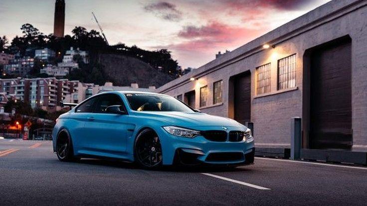 BMW M4 Frozen Yas Marina Blue ฉายา สเมิร์ฟตัวจี๊ด พร้อมรูปทรงสปอร์ตเต็มขั้น