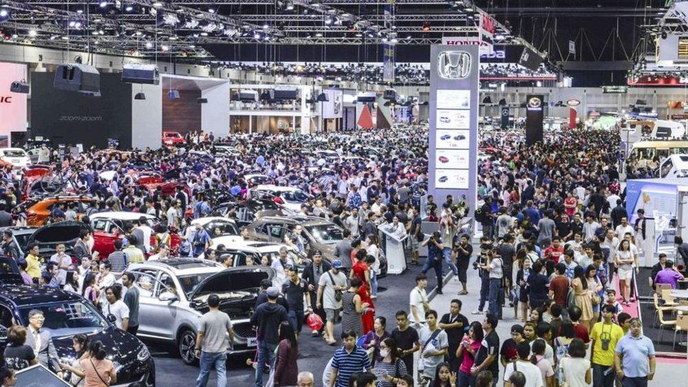 ส.อ.ท.ปรับเป้ายอดผลิตรถยนต์เพื่อขายในประเทศเพิ่มรอบที่ 2 ของปี เป็น 1 ล้านคัน