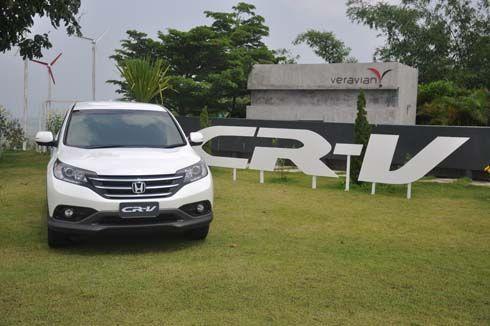 รีวิว All-New Honda CR-V 2013 ขับทดสอบ ซีอาร์วีโฉมใหม่ กรุงเทพ-วังน้ำเขียว