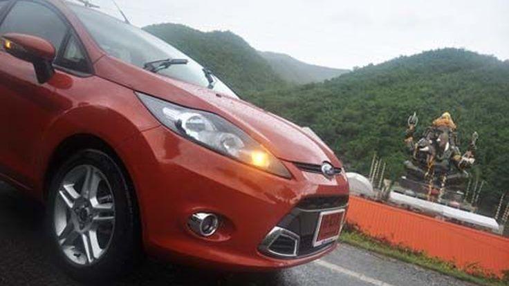 รีวิว Ford Fiesta 1.5L Sport Hatchback ฟอร์ดเฟียสต้า ขับทดสอบจากกรุงเทพฯ-สวนผึ้ง