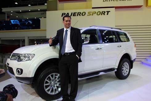 ขับทดสอบ 2012 Mitsubishi Pajero Sport 3.0L V6 MIVEC กรุงเทพฯ-บึงฉวาก