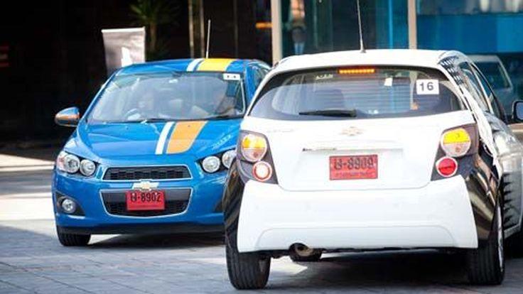 รีวิว Chevrolet Sonic ทั้ง Hatchback 5 ประตู และซีดาน ขับทดสอบ กรุงเทพฯ-ปราณบุรี