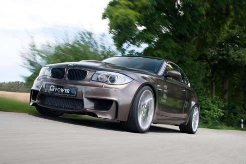 BMW 1-Series ที่เร็วที่สุดในโลกด้วยชุดแต่ง G1 V8 Hurricane RS จาก G-Power