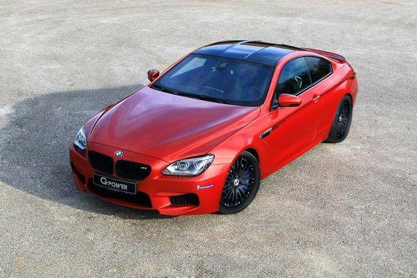 BMW M6 Coupe แต่งแรง 640 แรงม้าโดย G-Power