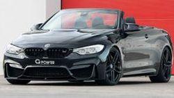 G-Power จัดหนักโมดิฟายด์ BMW M4 Convertible ทะลุ 600 แรงม้า