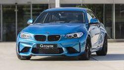แฟนๆเฮ สำนัก G-Power เปิดตัวแพคเกจอัพเกรด BMW M2 สู่ความแรงระดับรุ่นพี่อย่าง M4