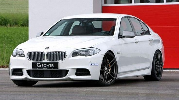 G-Power เปิดตัวแพคเกจใหม่สำหรับ BMW M5 ที่มาพร้อมขุมพลังดีเซล 429 แรงม้า และล้ออัลลอยด์ลายใหม่