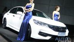 [Gallery] 2016 Honda Accord Hybrid อีกระดับกับความหรูหรากับไฮบริดอัจฉริยะ