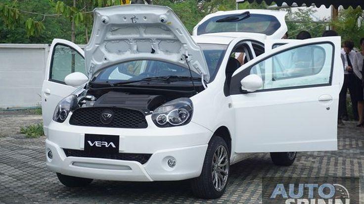 [Gallery] 2017 Vera V1 EV ยานยนต์ไฟฟ้าแบรนด์ไทยขับได้ไกลกว่า 150 กม.