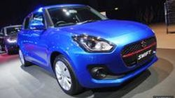 ชมภาพคันจริงเน้นๆ All New Suzuki Swift อะไรเปลี่ยนแปลงบ้าง ไปชมกัน