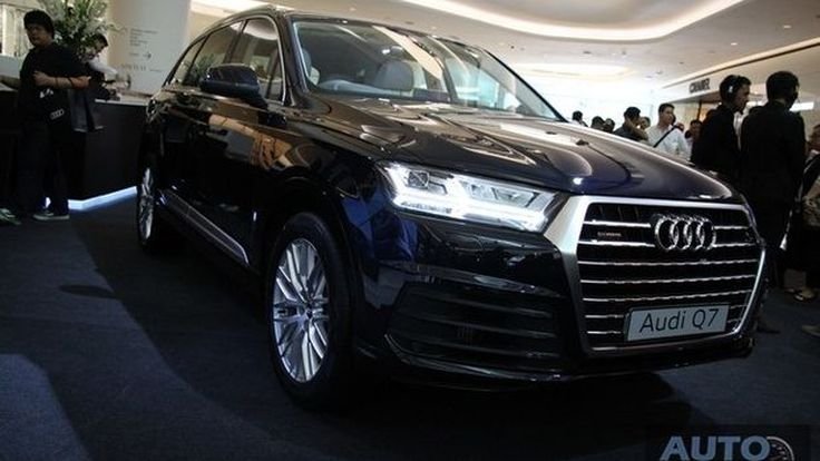 [Gallery] รวมภาพจากงานเปิดตัว Audi Q7 และ Q5 เต็มๆ ทุกมุม