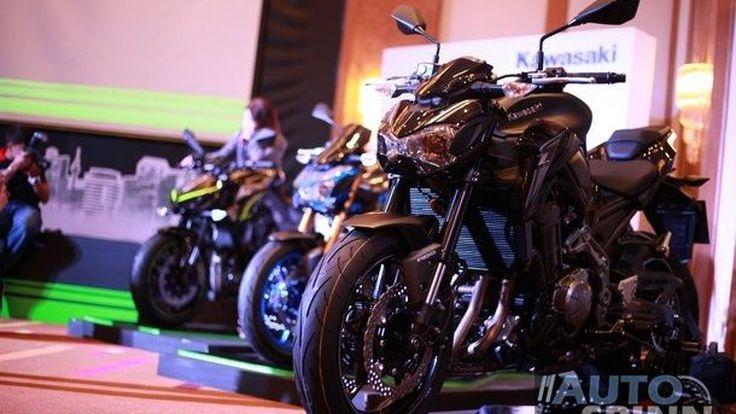 [Gallery] รวมภาพภายในงานเปิดตัว Kawasaki สายพันธุ์ Z ทั้ง 3 รุ่นใหม่ ไฉไลกว่าเดิม