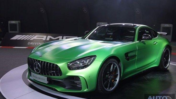 พาชมรอบคันเน้นๆ Mercedes-AMG GT R อสูรกายพันธุ์โหด 585 แรงม้า กับค่าตัว 17.4 ล้านบาท