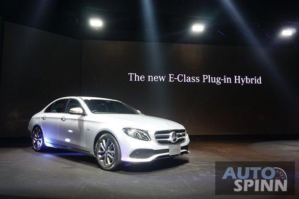 [Gallery] ชมภาพจากงานเปิดตัว Mercedes-Benz E350e น้องใหม่ 3 รุ่นย่อยในกลุ่ม EQ