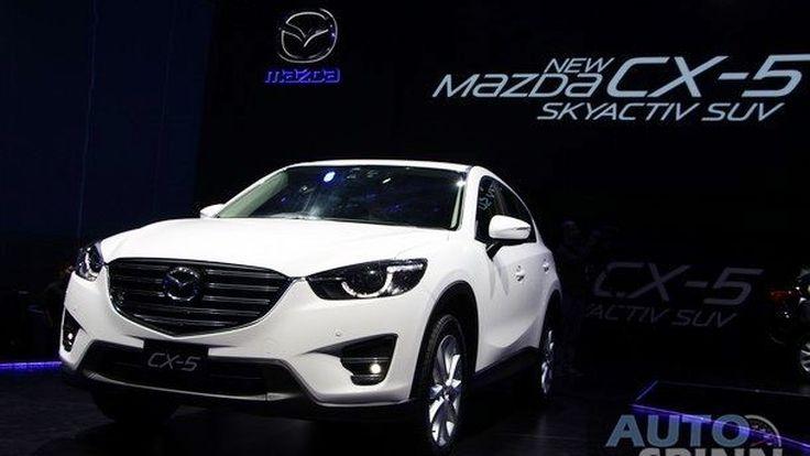 [Gallery] ภาพในงานเปิดตัว 2016 New Mazda CX-5 เอสยูวียอดนิยมรุ่นใหม่จากมาสด้า หล่อเหลาขึ้นพร้อมออพชั่นแบบจัดเต็ม