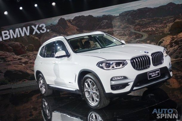 Gallery: พาชมคันจริง New BMW X3 xDrive20d xLine พรีเมี่ยมเอสยูวี รุ่นใหม่ ค่าตัว 3.699 ล้านบาท