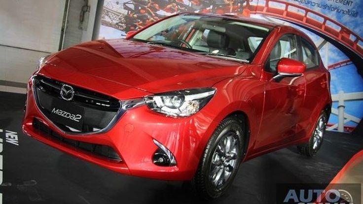 [Gallery] รวมภาพ New Mazda 2 ปรับโฉมเล็กๆ แต่เด็ดที่ เทคโนโลยี แน่นคัน