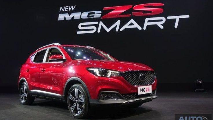 Gallery : ชมภาพคันจริง New MG ZS สมาร์ทเอสยูวีรุ่นใหม่ ค่าตัวสุดเร้า ราคาเริ่มต้น 6.79 - 7.89 แสนบาท !!
