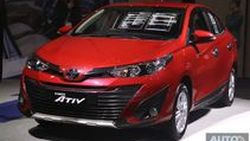 [Gallery] รวมภาพ New Toyota Yaris ATIV จัดเต็มๆ มาให้ชมกันทุกซอกทุกมุม !!