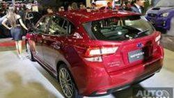 [Gallery] ชมภาพชุด Subaru Impreza เปิดตัวส่งตรงจากสิงคโปร์