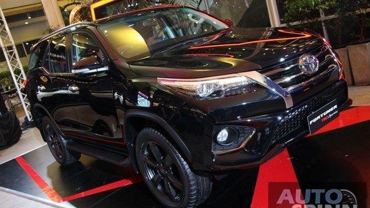 [Gallery] รวมภาพในงานเปิดตัว Toyota Fortuner TRD Sportivo รุ่นพิเศษสปอร์ตเต็มขั้น