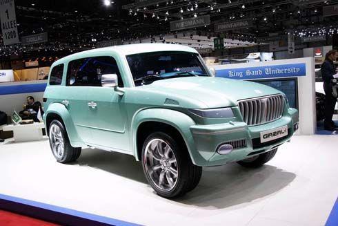 Gazal 1 รถ SUV ซาอุฯ จากแนวคิดสู่ความเป็นจริง ใช้พื้นฐานของ G-Class เล็งขาย 2 หมื่นคันต่อปี