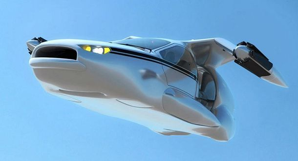 Geely ซุ่มซื้อกิจการบริษัทพัฒนารถบินได้