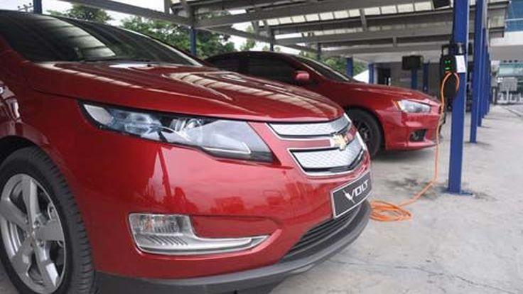 GM ประกาศลั่นเมินระบบไฮบริด หันทุ่มงบประมาณพัฒนารถพลังงานไฟฟ้า