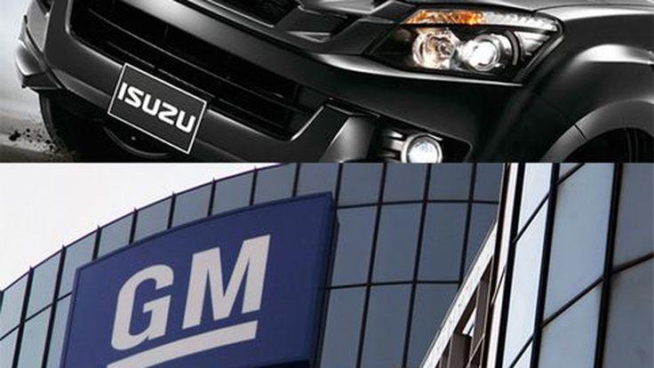 General Motors – Isuzu ประกาศยกเลิกความร่วมมือผลิตรถกระบะ