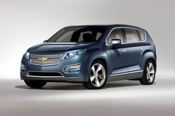 General Motors จดทะเบียนการค้าชื่อ Crossvolt อาจใช้เป็น Volt เวอร์ชั่นครอสโอเวอร์