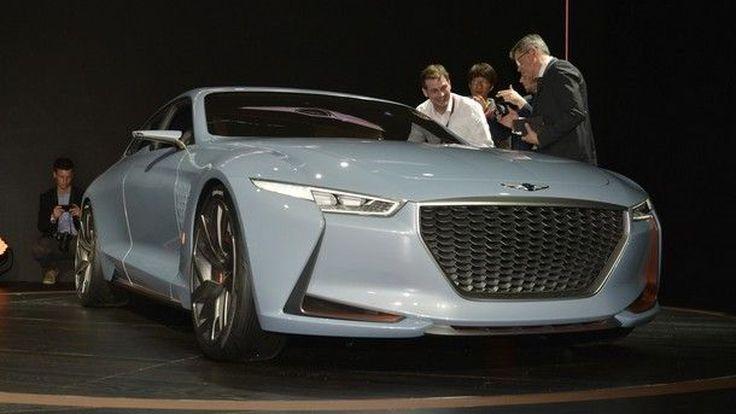 หล่อ ล้ำสมัย !! Hyundai Genesis รุ่นใหม่ พร้อมความพรีเมี่ยมระดับยุโรป