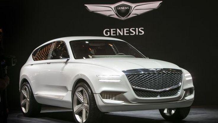 Genesis ซุ่มพัฒนา สปอร์ตเอสยูวี รุ่นใหม่ คาดเปิดตัวภายในปี 2021 นี้