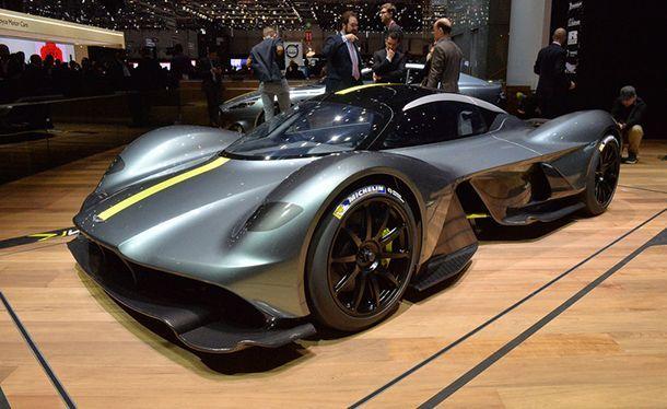 [Geneva 2017] 5 ข้อที่คุณอาจยังไม่รู้เกี่ยวกับ Aston Martin Valkyrie