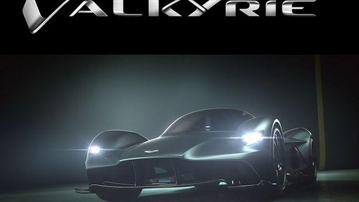 "[Geneva 2017] ไฮเปอร์คาร์ Aston Martin AM-RB 001 ใช้ชื่อ ""Valkyrie"""