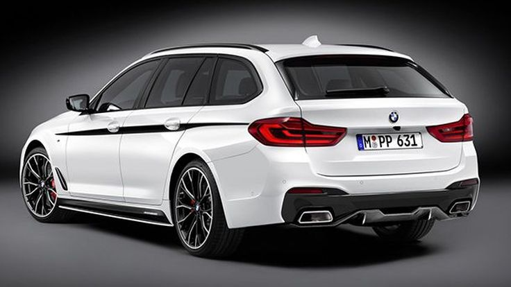 [Geneva 2017] BMW 5-Series Touring M Performance รถสไตล์ทัวริ่งก็ซิ่งได้
