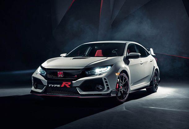 [Geneva 2017] เผยโฉม Honda Civic Type R สวยโหดทุกมุมมอง