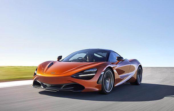 [Geneva 2017] McLaren 720S ซูเปอร์คาร์เน้นแอโรไดนามิก