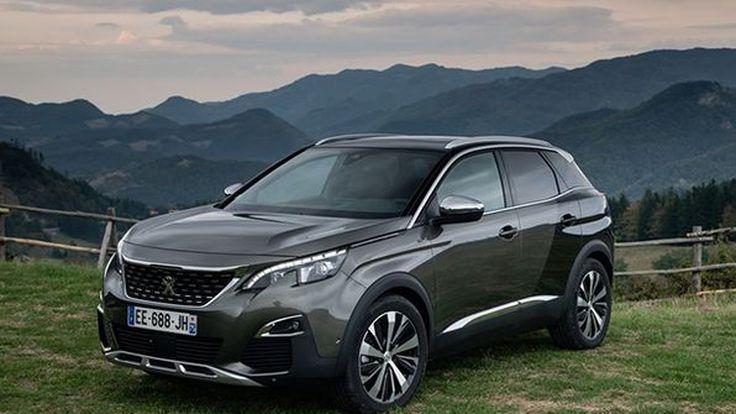[Geneva 2017] Peugeot 3008 คว้ารางวัลรถยอดเยี่ยมแห่งปีประจำยุโรป