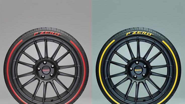 [Geneva 2017] Pirelli นำเสนอยางสี และเทคโนโลยีเซ็นเซอร์ตรวจจับ