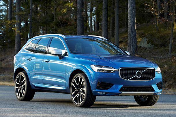 [Geneva 2017] Volvo XC60 เปิดตัวครั้งแรกในโลก ความปลอดภัยล้นปรี่