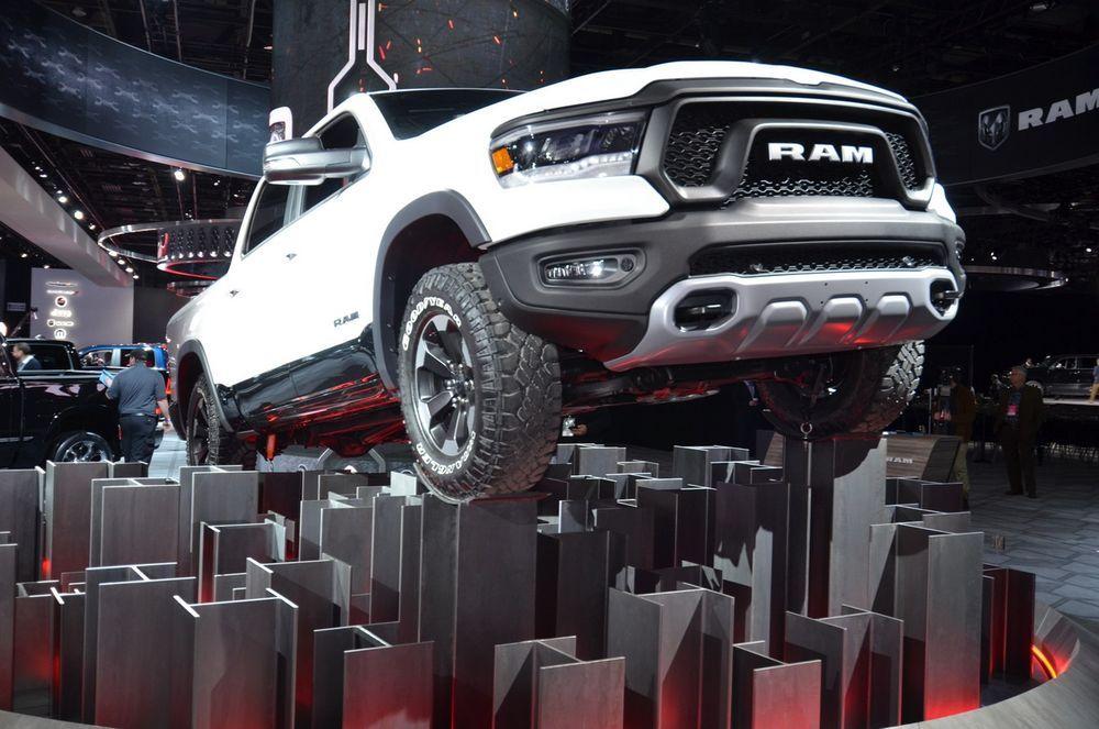 Geneva 2018 : รถกระบะ 2019 Ram 1500 กับราคาเริ่มต้นที่ 1.04 ล้าน
