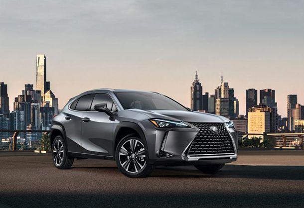Geneva 2018: All-New Lexus UX เตรียมลุยตลาดต่ำกว่ารุ่น NX