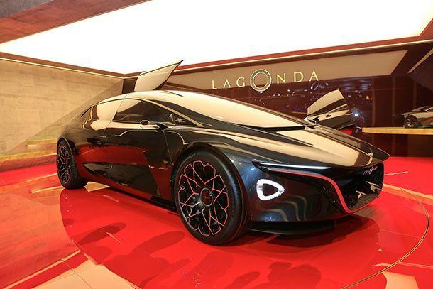 Geneva 2018: Aston Martin ปลุกกระแสรถซีดานสมรรถนะสูงด้วย Lagonda Vision
