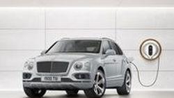 Geneva 2018: Bentley Bentayga Hybrid เอสยูวีซูเปอร์พรีเมียมพลังลูกผสม